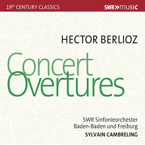 BERLIOZ, H.: Concert Overtures