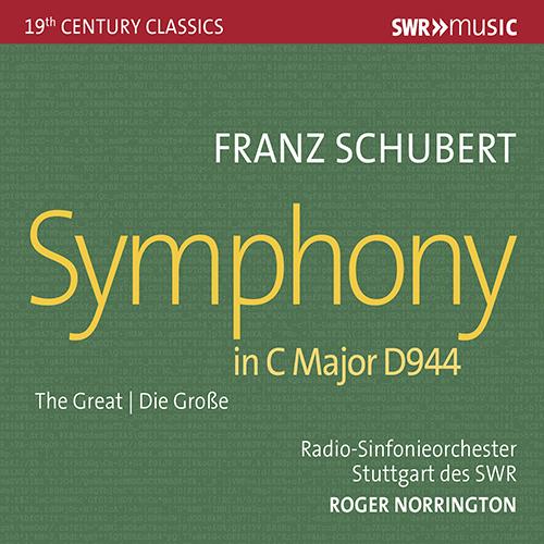 """SCHUBERT, F.: Symphony No. 9, """"Great"""" / Die Zauberharfe: Overture"""