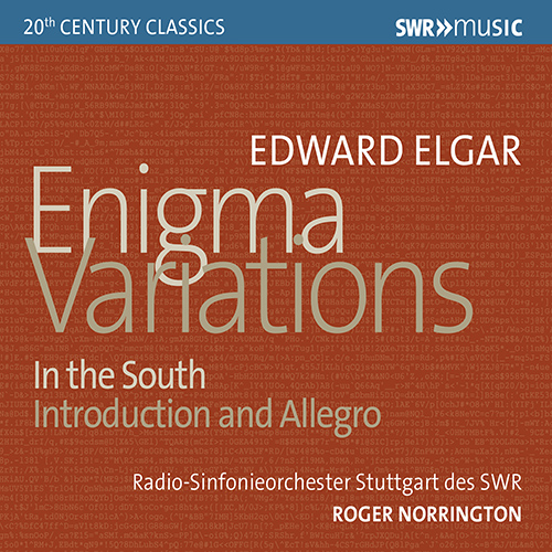 ELGAR, E.: Enigma Variations / In the South / Introduction and Allegro