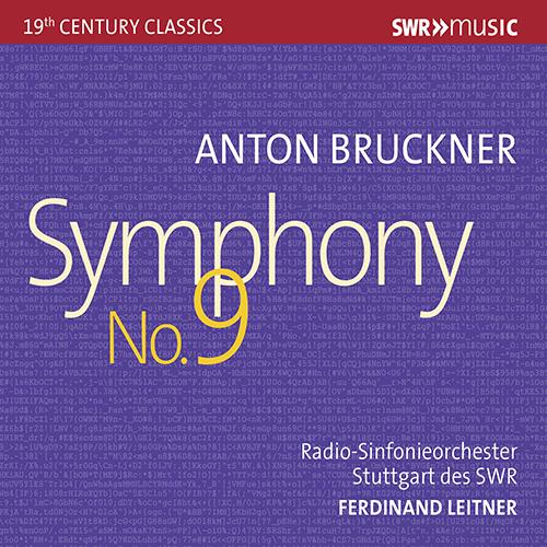 BRUCKNER, A.: Symphony No. 9 (original 1894 version, ed. L. Nowak)