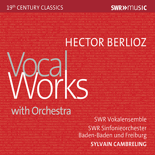BERLIOZ, H.: Vocal Works with Orchestra