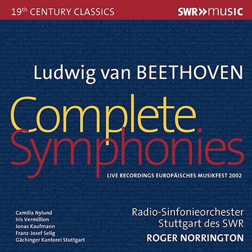 BEETHOVEN, L. van: Symphonies (Complete)