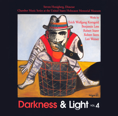 DARKNESS AND LIGHT, Vol. 4 - STERN, R.: Terezin / KORNGOLD, E.: Don Quixote / LEES, B.: Piano Trio No. 2 / STARER, R.: Song of Solitude