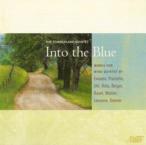DANNER, G.: Into the Blue / EWAZEN, E.: Cumberland Suite / UHL, A.: 4 Stucke / BERGER, J.: Partita (Cumberland Quintet)