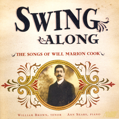 COOK, W.: Songs (Brown)