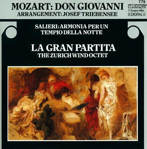 MOZART, W.A.: Don Giovanni (arr. for wind ensemble) (Zurich Wind Octet)