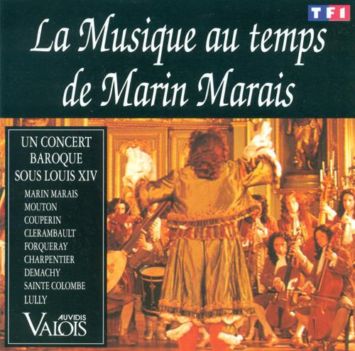 Baroque Music - MARAIS, M. / MACHY, S. de / MOUTON, C. / CLERAMBAULT, L.-N. / CHARPENTIER, M.-A. / COUPERIN, F. (Savall)