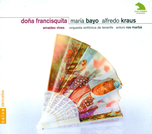 VIVES, A.: Dona Francisquita [Operetta] (Ros-Marba)