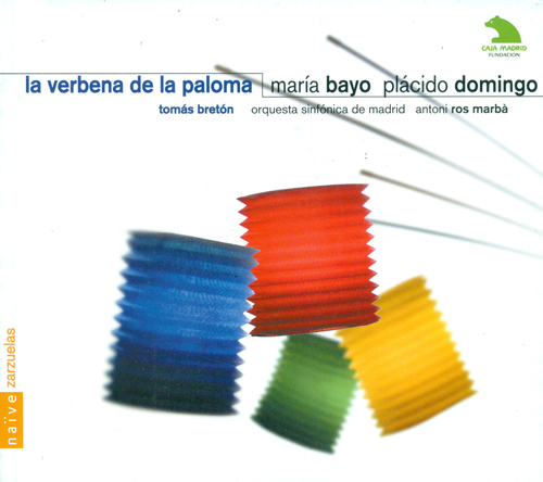 BRETON, T.: Verbena de la paloma (La) [Operetta] (Ros-Marba)