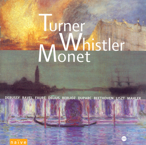 DELIUS, F.: 2 Aquarelles / DEBUSSY, C.: Prelude a l'apres-midi d'un faune / RAVEL, M.: Jeux d'eau (Turner, Whistler, Monet)