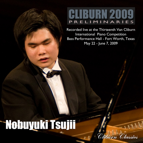 Van Cliburn International Piano Competition 2009 - Preliminary Round: Tsujii, Nobuyuki