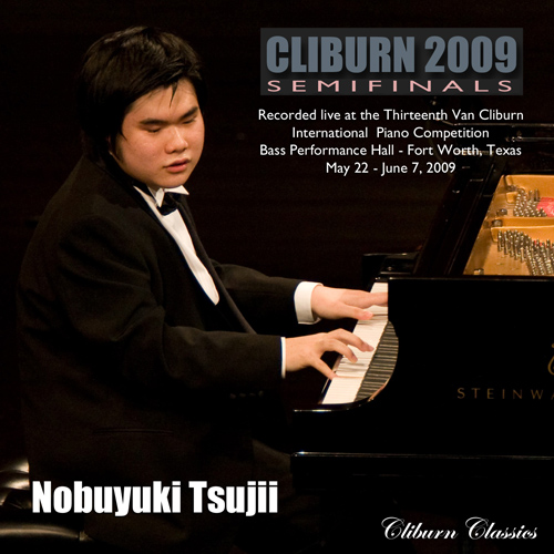Van Cliburn International Piano Competition 2009 - Semifinal Round: Tsujii, Nobuyuki