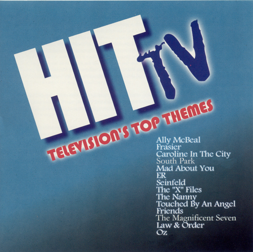 TELEVISION'S TOP THEMES BY VARIOUS ARTISTS