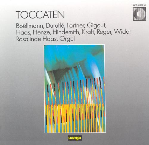 Organ Recital: Haas, Rosalinde - WIDOR / BOELLMANN / GIGOUT / DURUFLE / REGER, M. / HAAS, J. / HINDEMITH / FORTNER / KRAFT, W. / HENZE