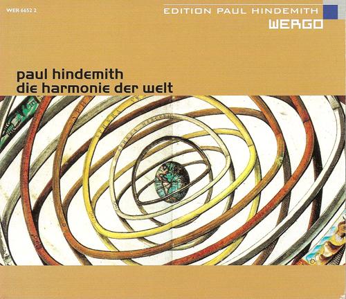 HINDEMITH, P.: Harmonie der Welt (Die) [Opera]