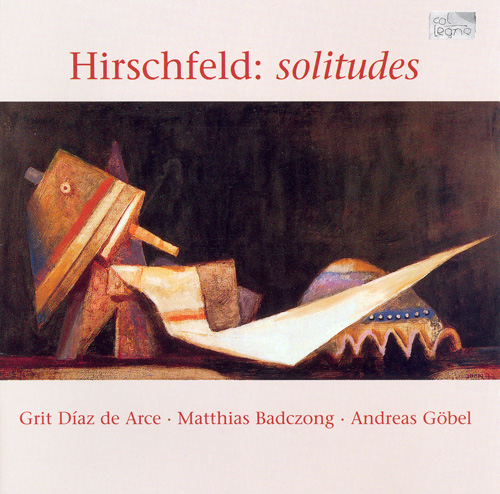 HIRSCHFELD: Makyo / Solo for Bass Clarinet / Chant of the Night