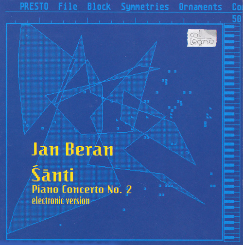 BERAN: Piano Concerto No. 2 (electronic version)