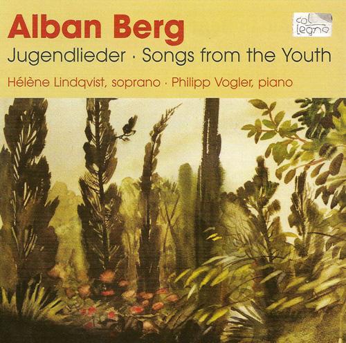 BERG, A.: Jugendlieder (Lindqvist)