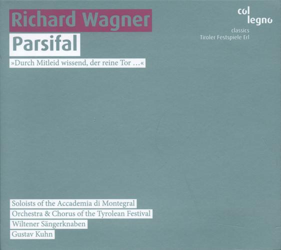WAGNER, R.: Parsifal [Opera] (Kuhn)