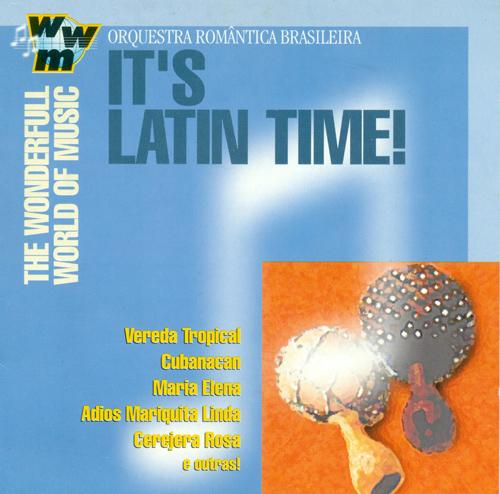 BRAZIL Orquestra Romantica Brasileira: Latin Time!