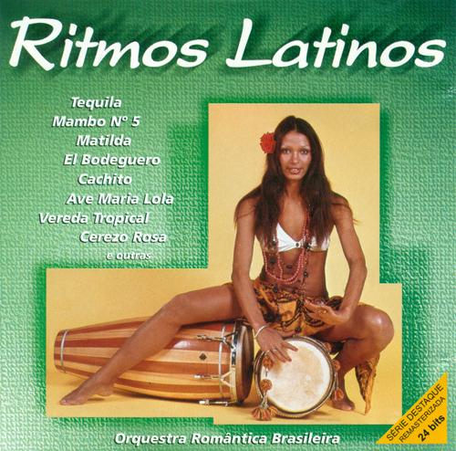 BRAZIL Orquestra Romantica Brasileira: Ritmos Latinos