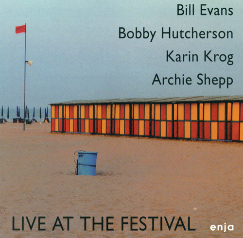 EVANS, Bill: Live at the Festival
